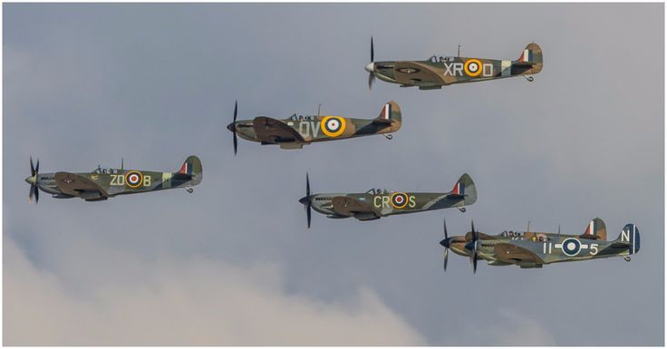 Turning Point of WWII – The Battle of Britain