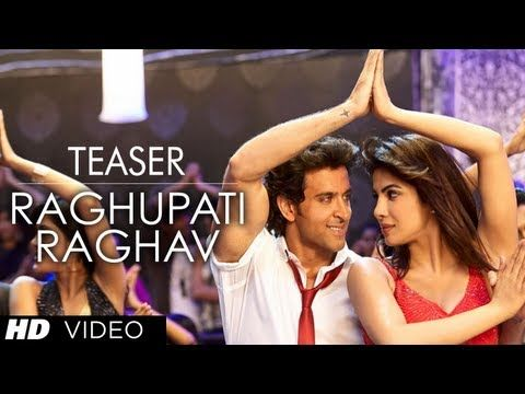 "Raghupati Raghav Song Teaser from ""Krrish 3""  Hrithik Roshan and Priyanka Chopra"