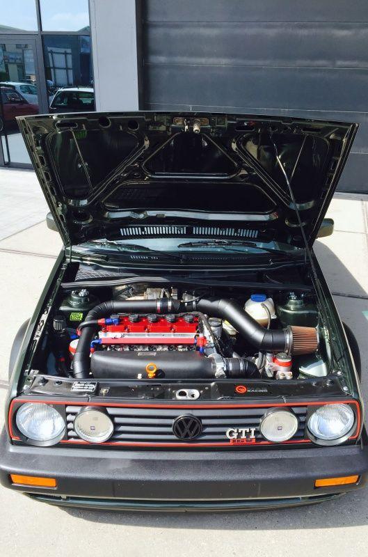 1989 - Golf - GTI 16V KR                                                       …