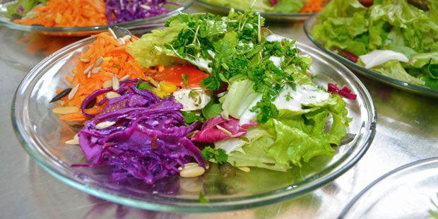 Basenreiche Ernährung | Die besten Lebensmittel zur ... | Praxisvita