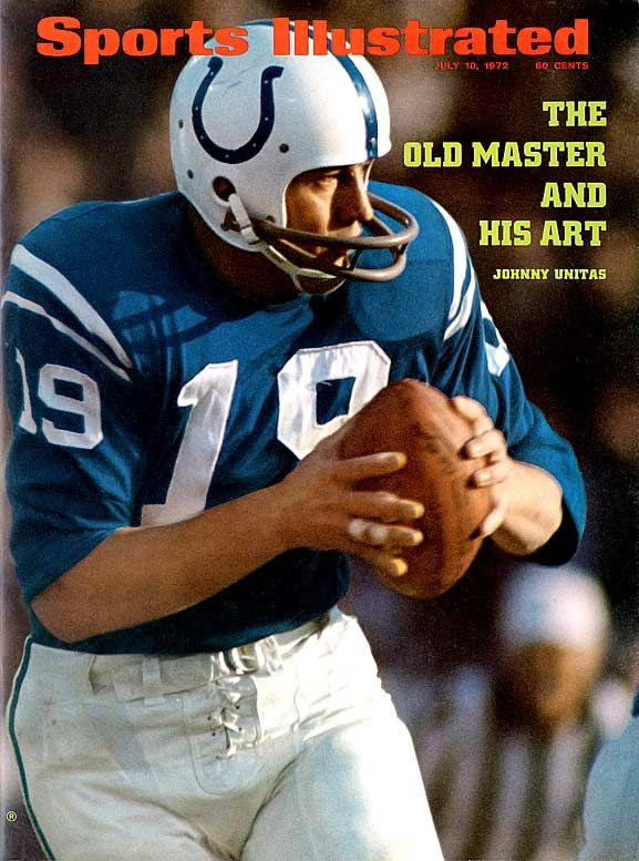 He's on the short list for the game's greatest quarterbacks. Unitas was the first passer to throw for 40,000 yards and was the quarterback selected for the NFL's All ...