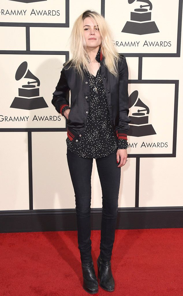 Alison Mosshart from Grammys 2016: Red Carpet Arrivals | E! Online