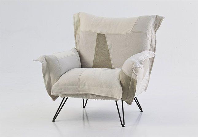 Cloudscape Armchair By Diesel By Moroso   Hub Furniture Lighting Living