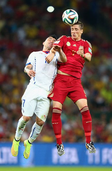Fernando Torres Photos - Spain v Chile: Group B - Zimbio