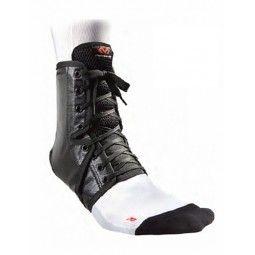 Tobillera estabilizadora con termoplástico y cordones McDavid #Running #sports #footing #decathlon #runner #deporte #correr #lesión #pronador #supinador #carrera #tobillo #foot #pie #jogging