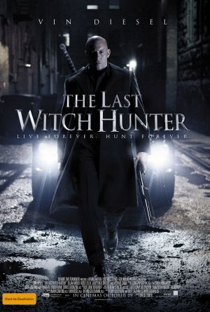Live forever. Hunt forever. The #LastWitchHunter is the only one who can save us. www.thelastwitchhunter.com.au