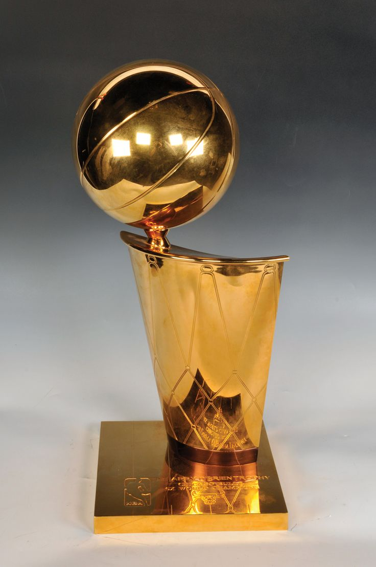 Image Gallery nba championship trophy