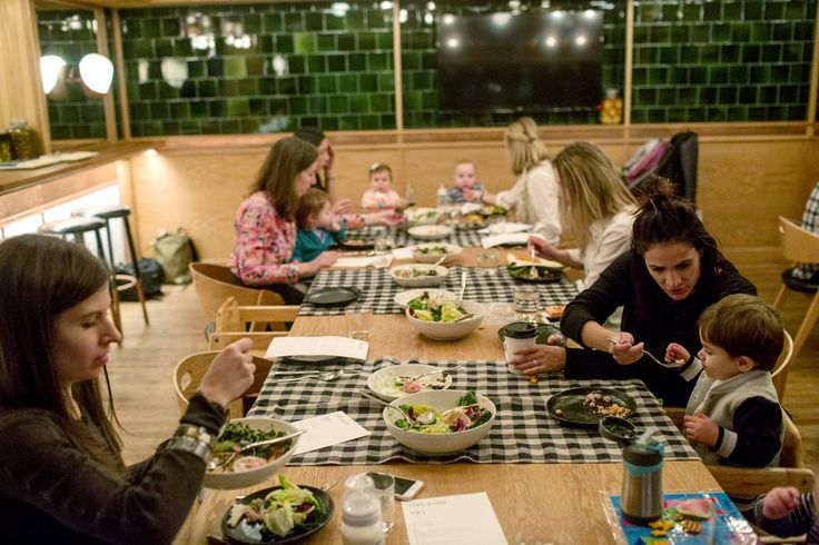For parents who have given up dining in fancy restaurants, Nibble and Squeak offers a chance to eat in style with the children.