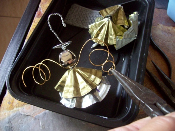 Top ideas about tin can lids on pinterest recycled