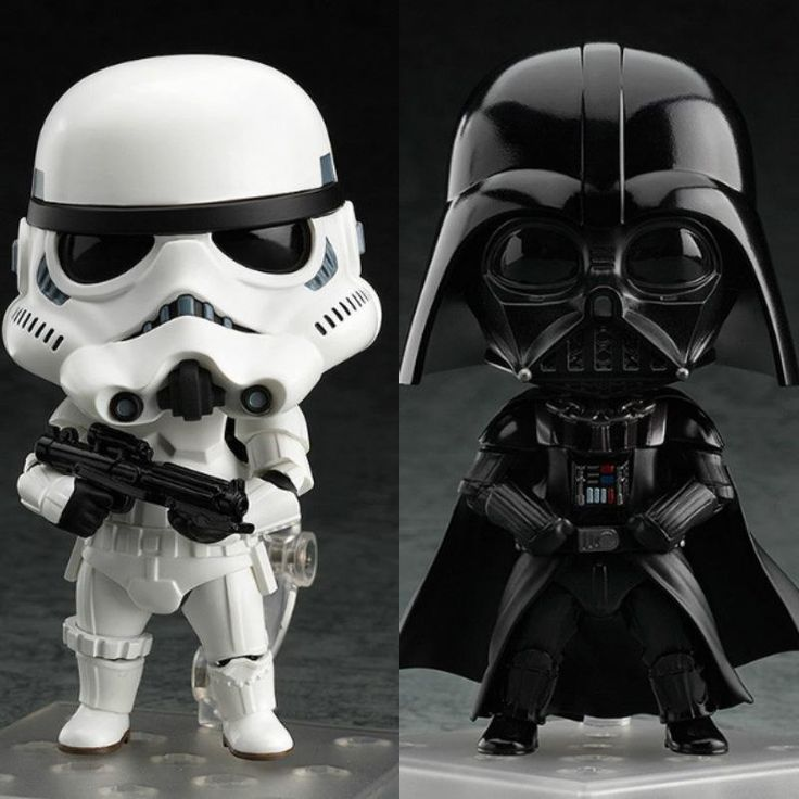 Star Wars👨🚀👩🚀 Nendoroid Star Wars Stormtrooper Darth Vader Action Figure Click link to get it: https://otakuplan.com/products/nendoroid-star-wars-stormtrooper-darth-vader-action-figure?utm_content=buffer60090&utm_medium=social&utm_source=pinterest.com&utm_campaign=buffer  Free Shipping+ No Custom Taxes!  👏  💡otakuplan.com Follow @otakuplanshop for more discount 🕹