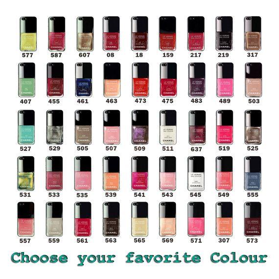 Le Vernis Nail Colour Choose Your Colour By Order Iphone Har