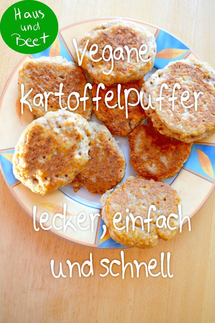 Kartoffelpuffer Rezept – die leckere Beilage