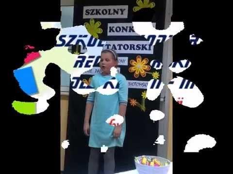 Szkolny Konkurs Recytatorski - 29.10.2015