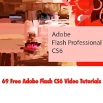 69 Free Adobe Flash CS6 Video Tutorials  Are you looking for Adobe Flash CS6 Video Tutorials? Would you be interested in a list of 69 Free Adobe Flash CS6 Video Tutorials?  http://elearningindustry.com/69-free-adobe-flash-cs6-video-tutorials