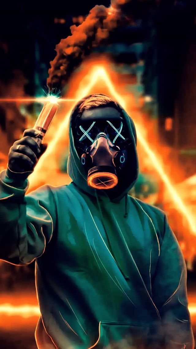 Pin By Mistic On Avy Smoke Wallpaper Cool Wallpapers For Phones Neon Wallpaper Cool wallpapers of people wearing masks