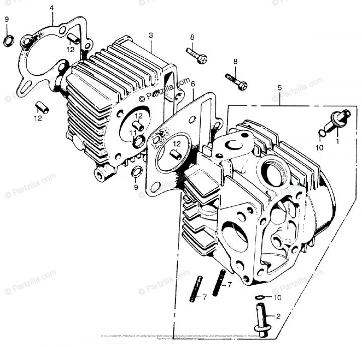 17  Motorcycle Engine Components Diagram