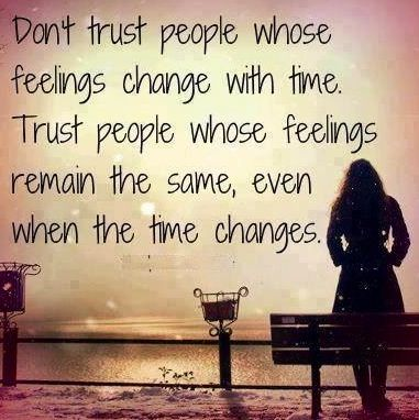 Trust quote via Carol's Country Sunshine on Facebook