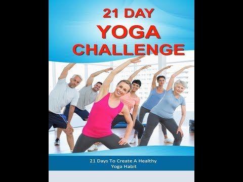 (4) Yoga Challenge - YouTube