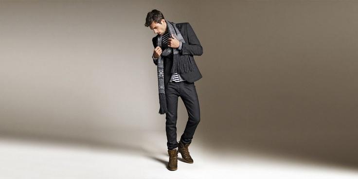 Costin M.: ZARA Man September Lookbook & Online Store