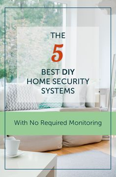 You don't need to pay for monitoring to protect your home with a home security system and home security cameras. Click to see best rated and reviewed #DIY home security systems.