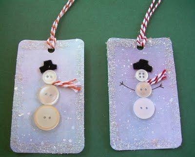 Adorable gift tags!
