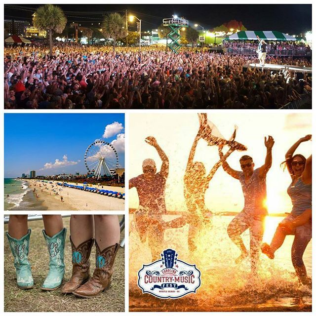 Carolina Beach Music Festival  Lineup