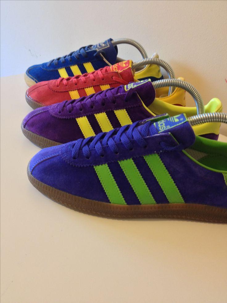 Adidas Athens - Made in Japan