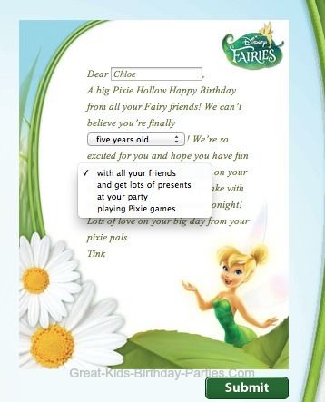 TinkerBell Party Ideas: Personalised Tinkerbell, Tinker Bell Fairy, Tinkerbell Party, Tinkerbell Fairy Party, Tinkerbell Neverland Party, Hailey S Tinkerbell, Tinkerbell Birthday Ideas, Tinkerbell Certificate