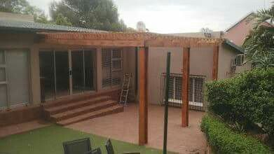 Fuller Pergola - Call us for a free quotation @ 061 430 4543 www.thepergoladepot.co.za
