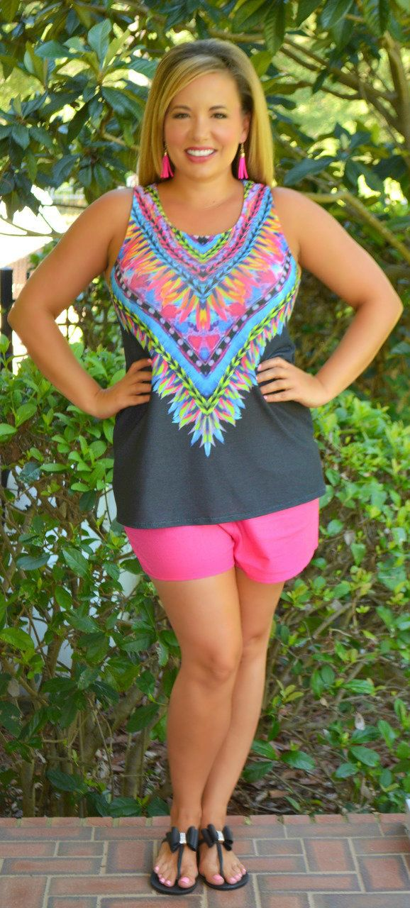 To Dye For Top - Perfectly Priscilla Boutique