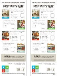 food safety brochure Download food safety brochure design templates today each of our food safety brochure templates is ready for edit and print.