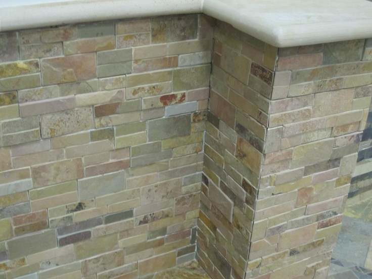 BuildDirect: Stone Siding Natural Ledge Stone   Slate   Earth Slate