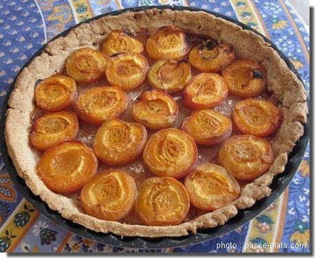 Tarte Abricots on Pinterest | Apricot Tart, Abricot and Tarte Abricot ...