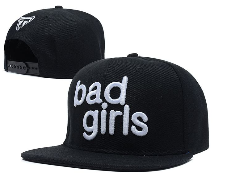 Cheap Bad Girls Snapback Hat (2) (41239) Wholesale | Wholesale Hip Hop Streetwear Brands , for sale online  $5.9 - www.hatsmalls.com