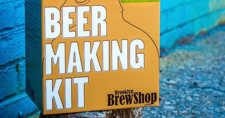 Brooklyn Brew Shop Offers Pint-Size Beer Making Kits for Small Kitchens