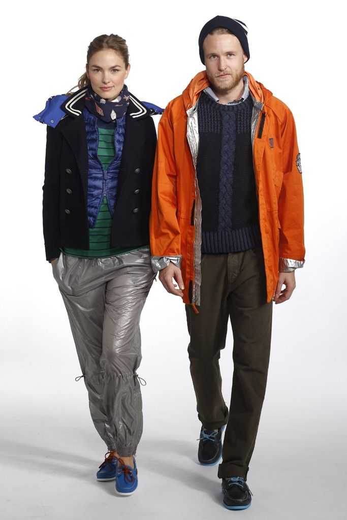 Looks from the Sperry Top-Sider men's and women's lifestyle ...