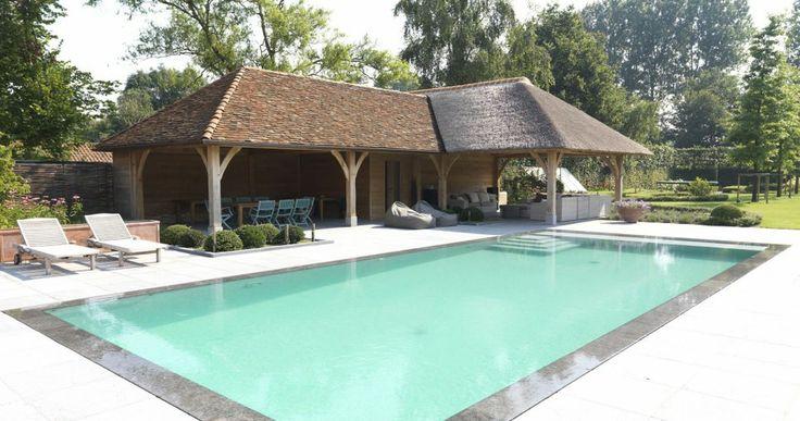 Zwembad in uw Tuin   Een buitenzwembad op maat