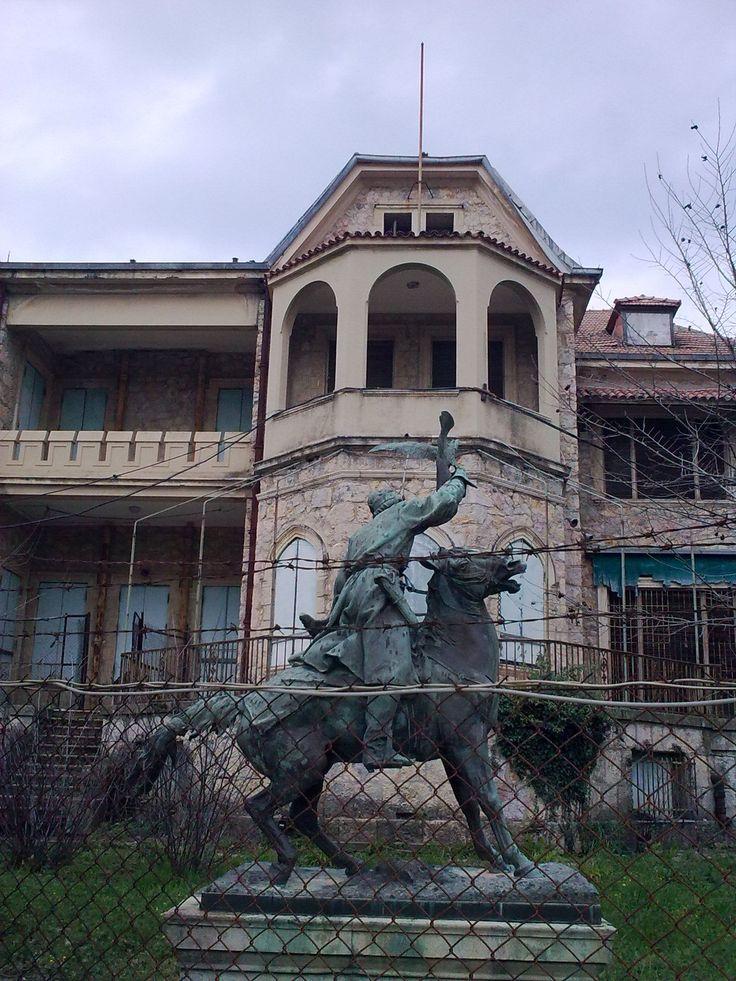 https://flic.kr/p/D68gba   Palace at Tatoi - Attiki - Greece