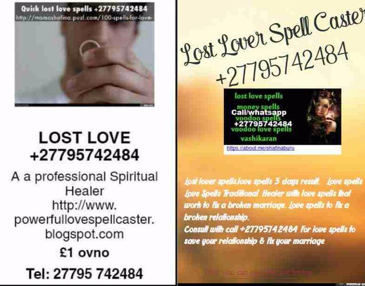 Lost Love Spells +27795742484