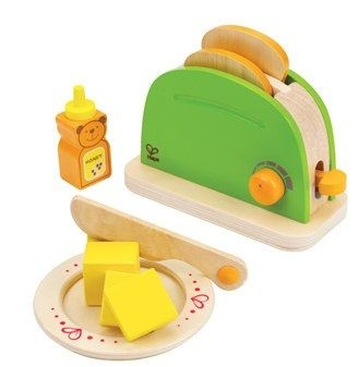 Pop-Up Toaster - The Wooden Toy Box Store