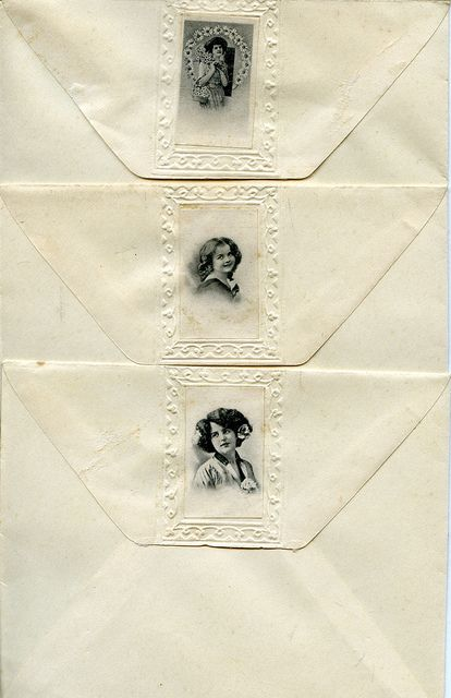 Here's an idea! Reduce images of your ancestors on a color copy machine. Cut a jagged border around each so they resemble stamps. Glue one on the back of each REUNION invitation to seal the invite  : 0)