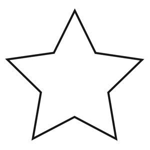 kostenlos applique pattern - Sterne                                                                                                                                                      More