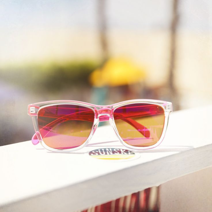Frosted Classic Cali Sunglasses