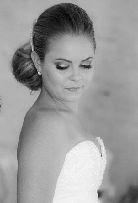 Real Wedding : Johannesburg Makeup artist Nicole Amory www.nicoleamorymakeup.co.za Brandi Hill Photography