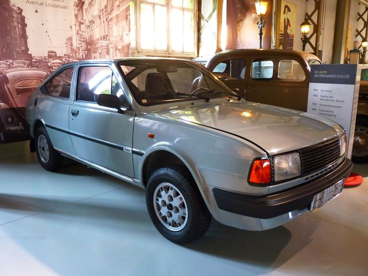 Skoda Rapid 130 1981