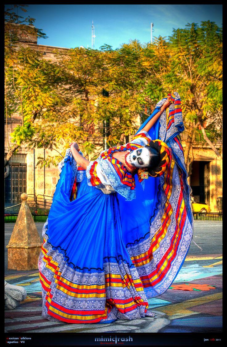 Mexican Folklore - T VII by mimictrash.deviantart.com on @deviantART