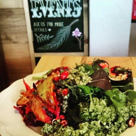 Epic #salad plate #vegan #glutenfree