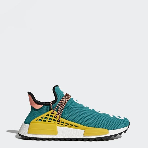 The PW HUMAN RACE NMD TR is new for Men's Lifestyle on adidas.com. Scroll  through the pictures above to see more details from different angles.