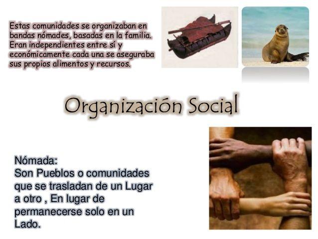 Organización social de la cultura Changos