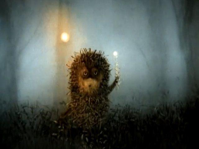 картинки из ежика в тумане - Поиск в Google